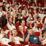 הרצאה לשכבת תלמידים