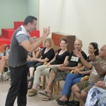 experiential lectures for  special educational teams in katzir 2