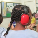 """Special day for the disabled to develop sensitivity.""""Neurim"""" School in Kiryat Bialik"""