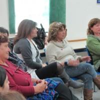 הרצאה לחוג נשים