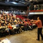 קול הסימנים בהרצאה חווייתית ראשון לציון