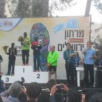 נגישות במרתון ירושלים